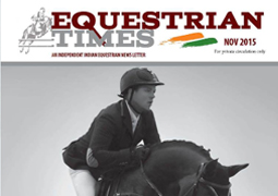 equestrian magazine
